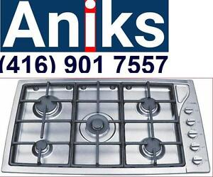 Scholtes TG365IXGHNA 36in Gas Cooktop 5 Sealed Burners Made in Italy. Reg $1,799.95 Clearance Sale $899 Savings$9