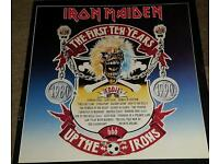 Iron maiden box set