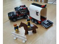 Lego City 7635 4WD and horse trailer