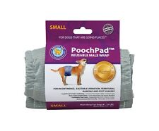 Pooch Pants Male Wrap for Dogs - S - XL - reusable & washable garments