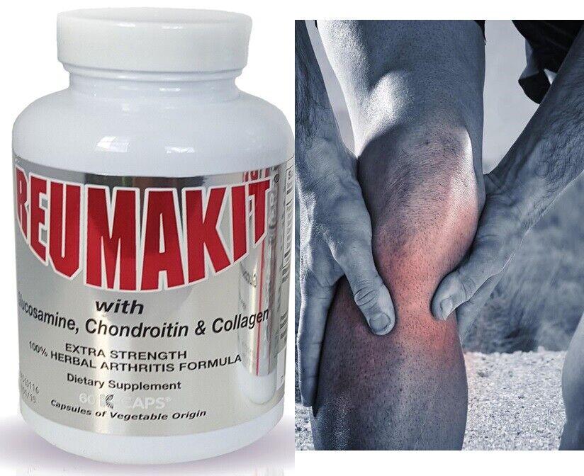 2 Reumakit artritis pain relief DOLOR REUMATOL alivio del dolor flex artritis  1