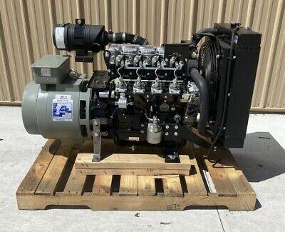 Isuzu Diesel 20kw Brand New Complete Generator