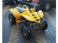 Quad bike motorbike 125cc manual
