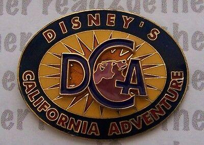 Disney Pin DCA Oval Logo