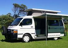 AUSTRALIA'S BEST SELECTION OF CAMPERVANS - VOLKSWAGEN & TOYOTA Albion Park Rail Shellharbour Area Preview
