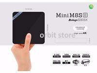 Kodi 4k Mini M8S Plus