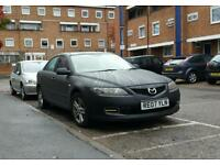 Mazda 6 ts2 matte black 190bhp