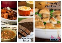Make Healthy affordable meals and snacks!