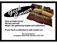 Geek Corner - Magic the Gathering Card Singles!