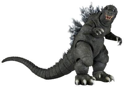 Neca Godzilla 12 Inch Head To Tail Action Figure   2001 Godzilla