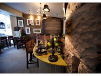 Experienced Chef Required for a busy Gastro-Pub in Old Town.