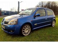 Renault Clio 172 Cup Low Miles Totally Original Great Condition