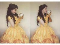 Disney Princess Christmas Party / Fundraising Event