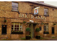 Part Time Chef - Up to £7.50 per hour - Live Out - Baker Arm's - Bayford, Hertfordshire