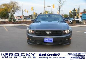 2011 Ford Mustang $24,995 PLUS TAX