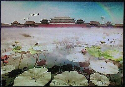 Liu Ren, Fotografie, signiert + 79/88, Sleepwalker-The Forbidden City