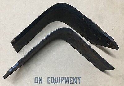 Agric Tiller Tine for AMS, AM  Series 1 each L/R 04500102 & 04500209 OEM Quality