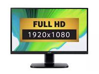 Acer 21.5in Zero Frame Monitor