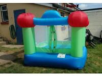 Still for sale as was let down...6ft Bouncy castle. Never used. Put up once.