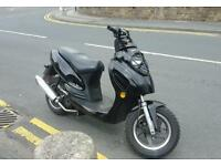 Direct bike 125 2012 full 12 month not runs great moped scooter