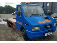 Iveco recovery truck 3.5t 2.8td