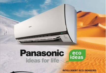 New Panasonic 2.5kW Air Conditioner Installed Complete