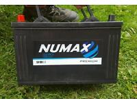 Numax CXT Premium 644 battery
