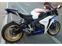 CBR1000RR9 HRC special edition. 4800 dry miles.