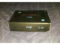 OPENBOX SKYBOX F5S HD SATELLITE RECEIVER 12MONTH GIFT