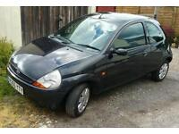 FORD KA 2005 IN BLACK
