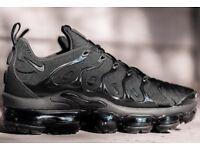Nike vapormax Tn Plus (triple black)
