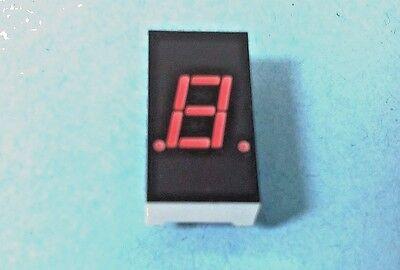 10 Pcs Led Display Digital 7 Segment 0.787 11 Pin 1-bit Red 2ar 72a Lts31t8830