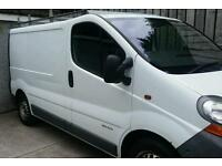 Renault traffic van 2006