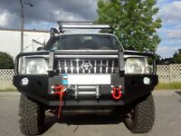 Toyota 90/95 series winch bumper wanted, between years 1996 and 2002.