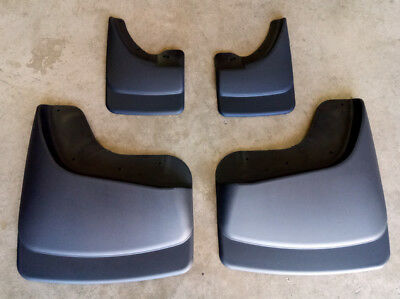 SALE HUSKY LINERS Mud Flap Guards For Dodge Ram Dually 2003-2009 FRONT & REAR (2008 Dodge Ram 3500 Dually For Sale)