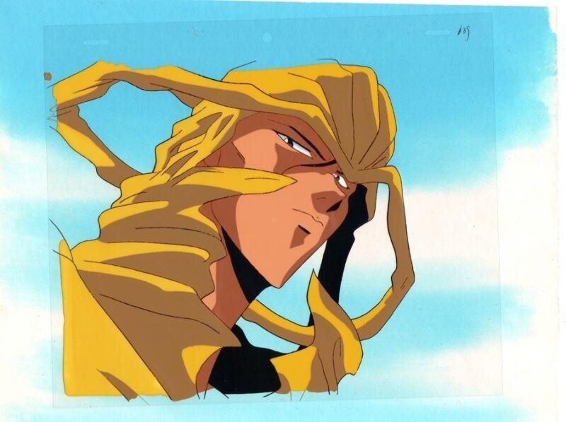 Anime Cel Yu Yu Hakusho #113