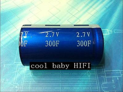 1pc 2.7v 300f Kamcap Farad Super Capacitor Ultra Capacitor