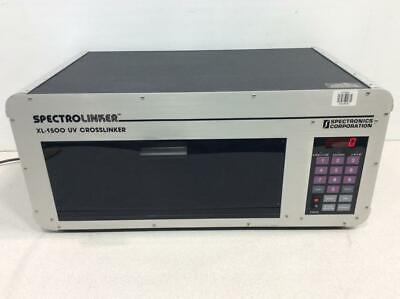 Spectroline Xl-1500 Uv Crosslinker
