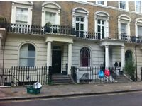 Studio flat in Oakley Square, Mornington Crescent NW1