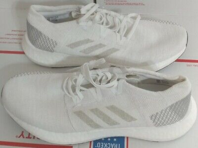 Adidas PureBoost Go White AH2311 Boost Running Shoes Size 11 New w/ tags