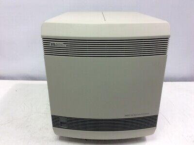 Applied Biosystems 7900ht Fast Real-time Pcr System 384-well Block