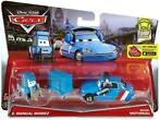 *Disney Pixar Cars - E. Manual Maniez & Bruno Motoreau (2-Pa