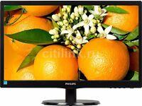 "Philips 223V5LSB LCD monitor 21.5"" 1920*1080"