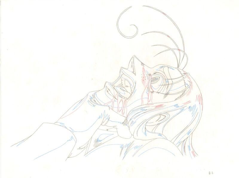 Anime Douga not Cel Hellsing #1
