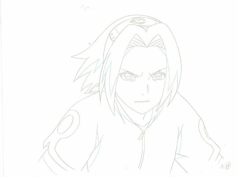 Anime Douga not Cel Naruto #268