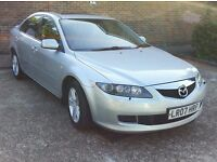 Mazda 6 Sport Diesel Only body and spare part without engine