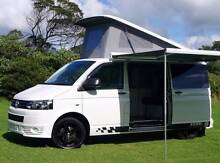 2013 VW Kombi Campervan Automatic with Solar charging and low km Albion Park Rail Shellharbour Area Preview