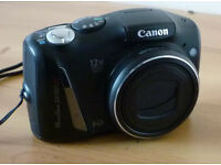 CANON POSWERSHOT SX150 IS DIGITAL CAMERA (HD) 14MP 12xZOOM
