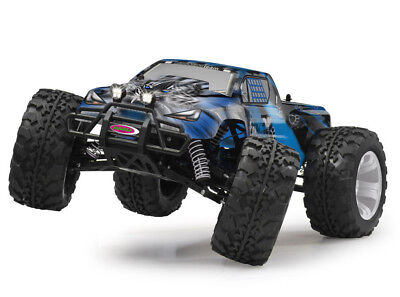 RC Monstertruck Ice Tiger Truck Auto EP Kräftiger 600er Bürstenmotor 4WD 2,4GHz