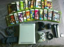 XBOX 360 - CONSOLE, 24 GAMES, 20GB HDD, 2 REMOTES, + EXTRAS Byford Serpentine Area Preview
